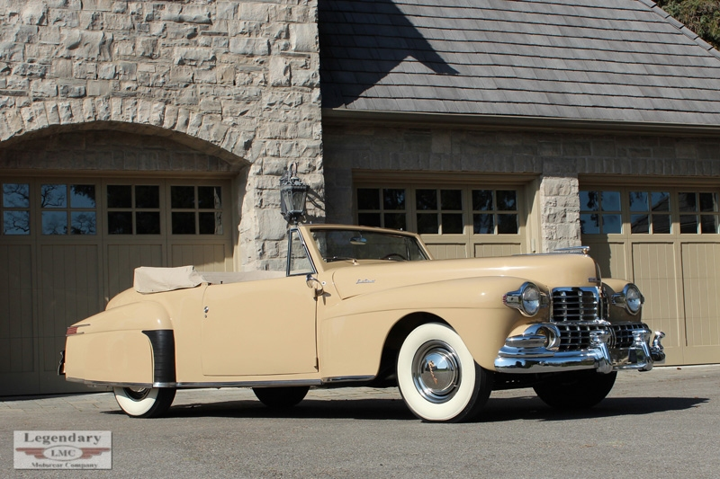 Photo of 1947 Lincoln Continental Convertible