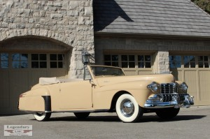 Photo of '47 Continental Convertible