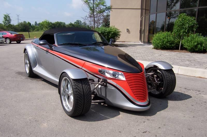Photo of 1999 Plymouth Prowler