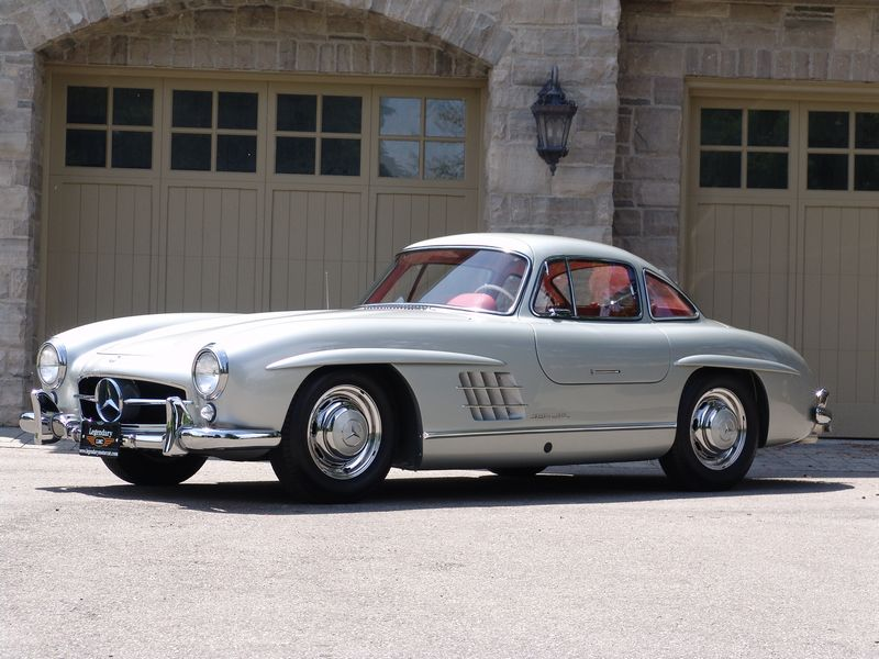 1957 mercedes gullwing