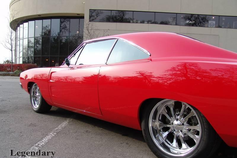 Photo of 1968 Dodge Charger Pro touring Resto mod