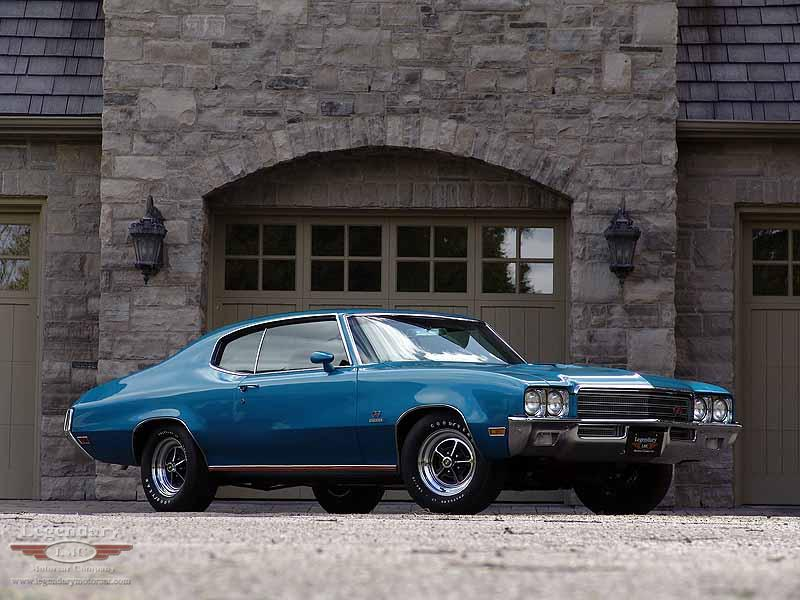 Photo of 1971 Buick GS Stage 1 455