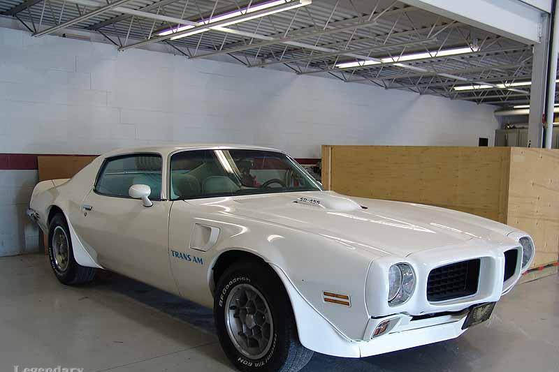 Photo of 1973 Pontiac Trans Am 455SD