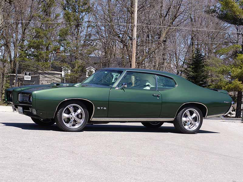 Photo of 1969 Pontiac GTO