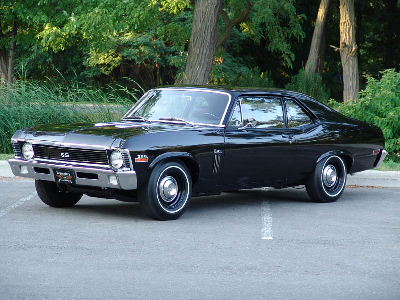Photo of 1970 Chevrolet Nova SS