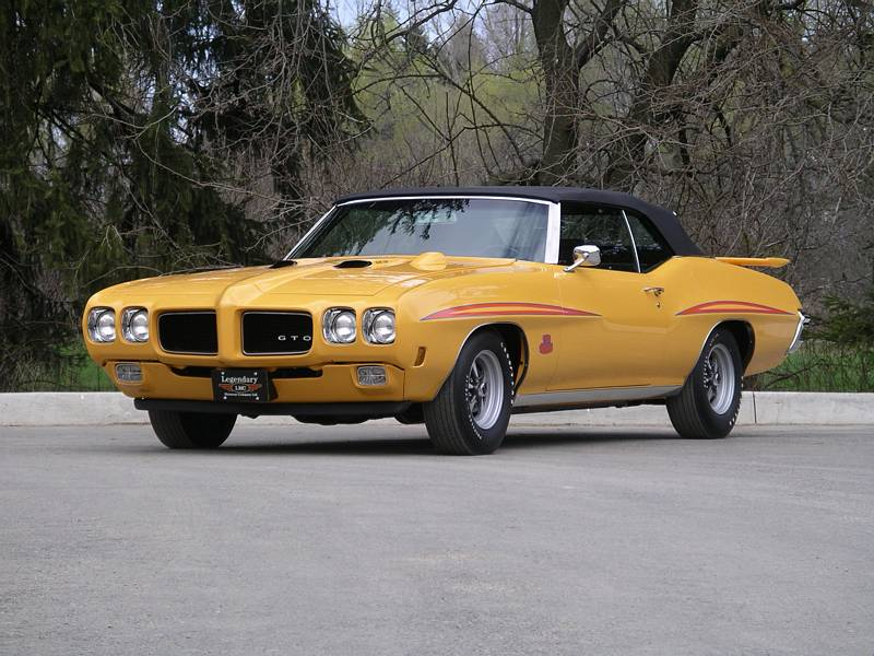 Photo of 1970 Pontiac GTO Convertible