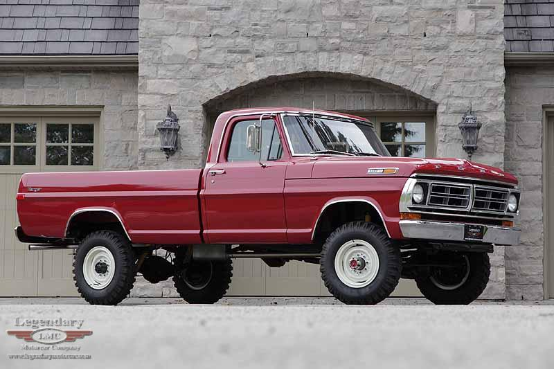 Photo of 1972 Ford F250 Pickup
