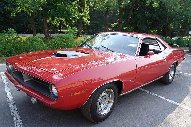 Photo of 1970 Plymouth Cuda HEMI
