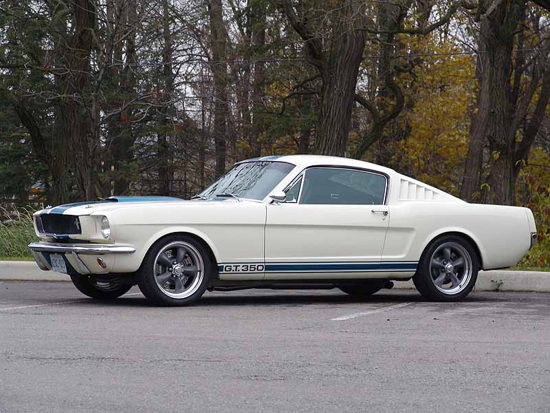 Photo of 1965 Ford Mustang Shelby GT350
