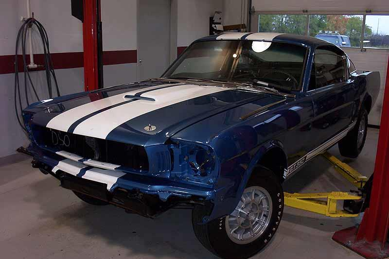 Photo of 1966 Ford Mustang Shelby GT350