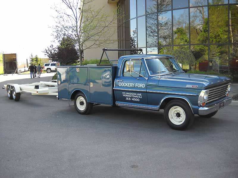 Photo of 1967 Ford F250 Camper Special