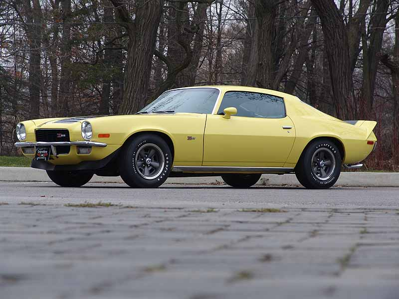 Photo of 1970 Chevrolet Camaro COPO Z28