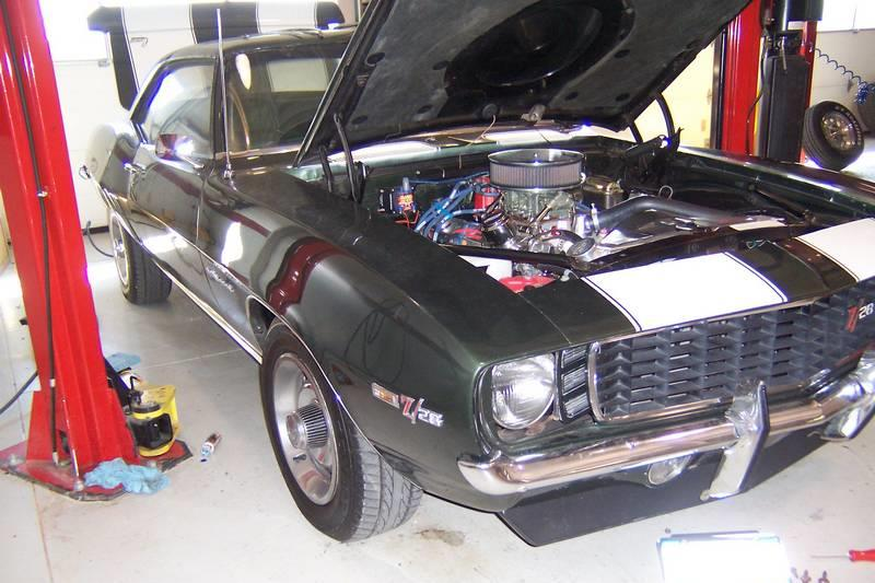 Photo of 1969 Chevrolet Camaro RS Z28