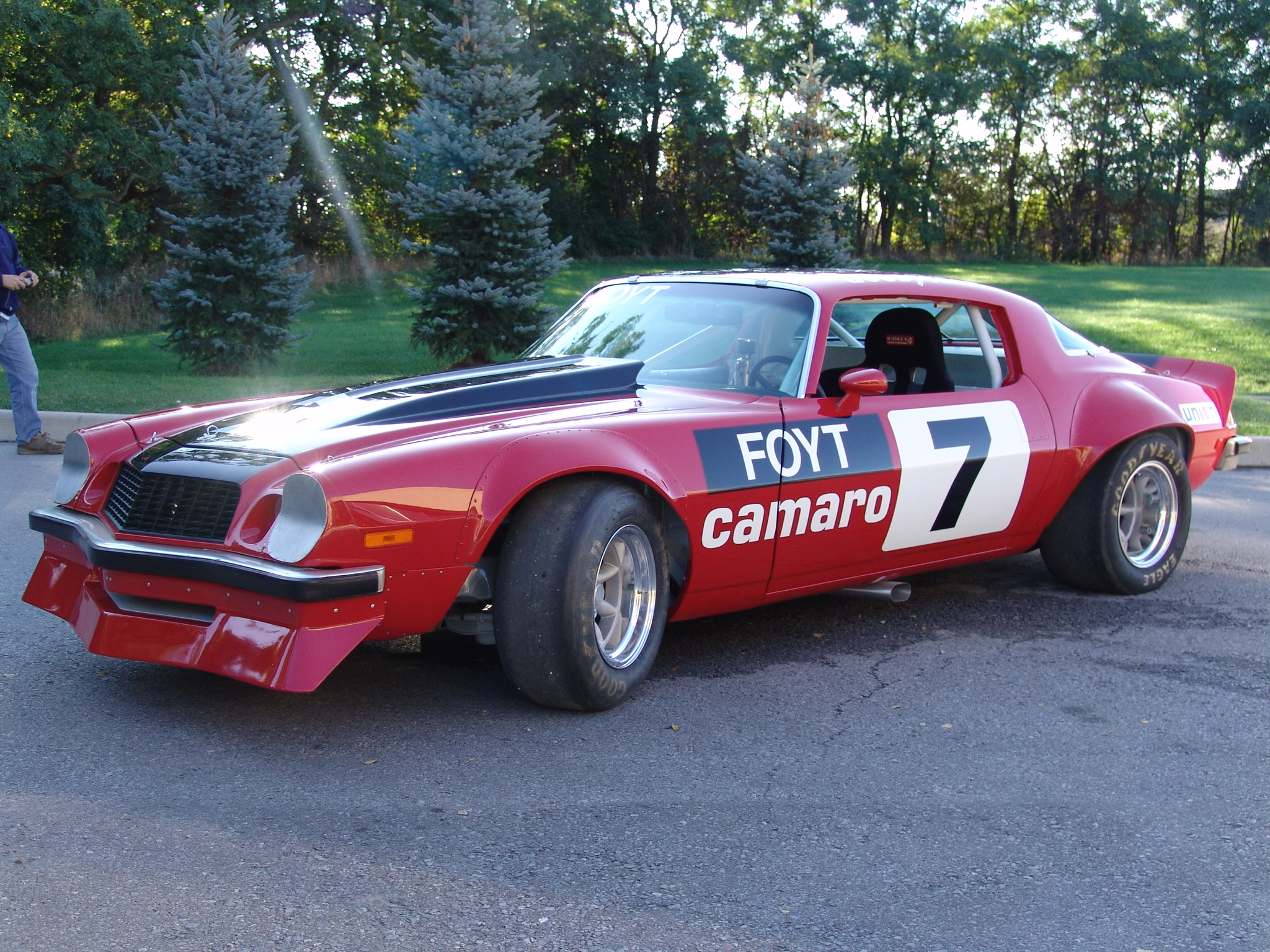 1975 iroc camaro race car for sale. Black Bedroom Furniture Sets. Home Design Ideas