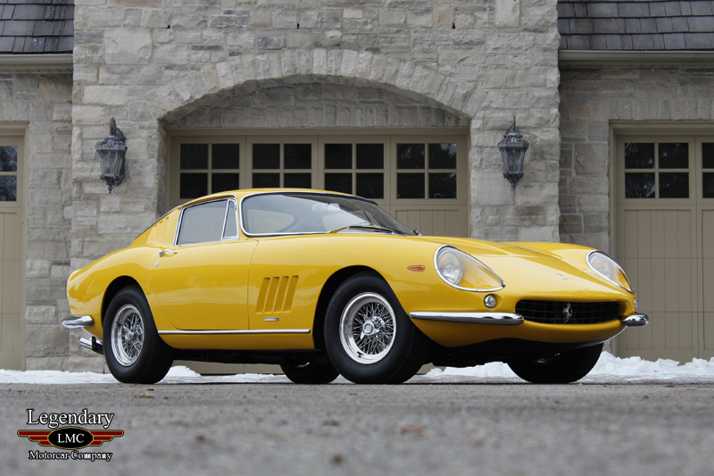 Photo of 1967 Ferrari 275 GTB/4