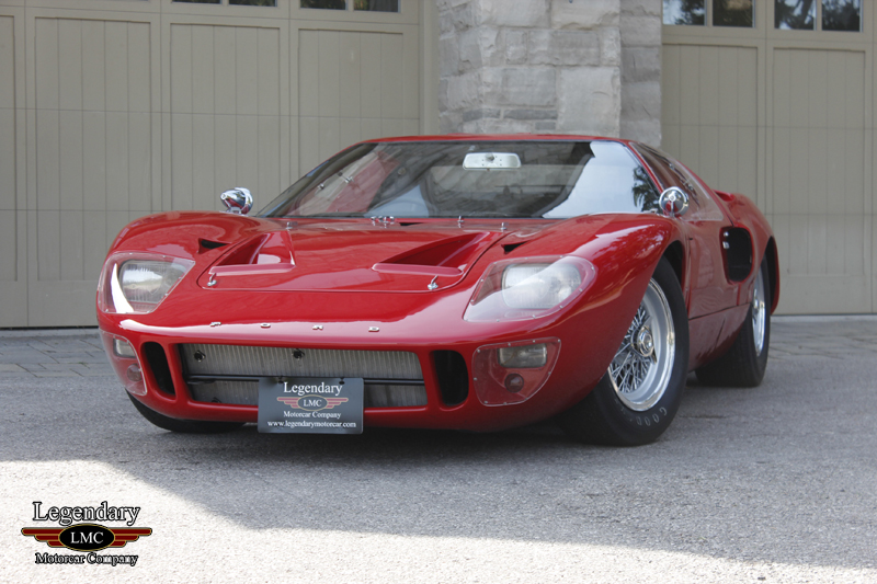 Photo of 1967 Ford GT40