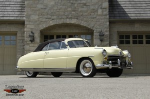 Photo of '49 Commodore 8 Brougham Convertible