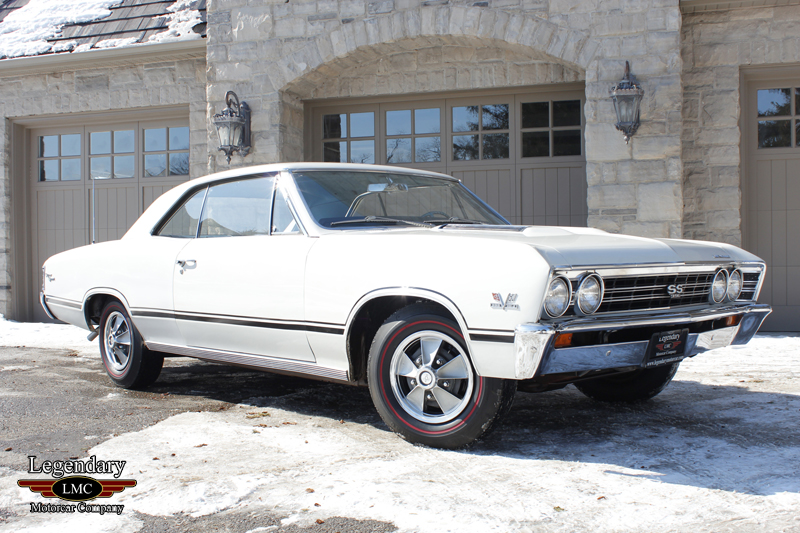 Photo of 1967 Chevrolet Chevelle SS 396