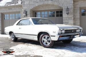 Photo of '67 Chevelle SS 396