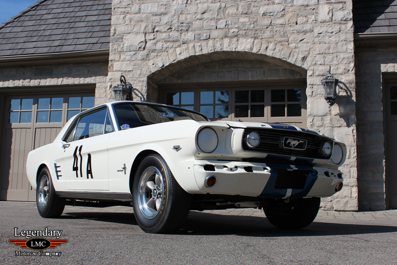 Photo of 1966 Ford Mustang Shelby Trans Am Group II Racecar