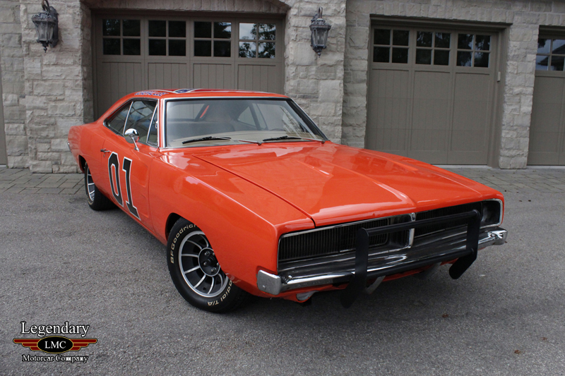 1969 Dodge Charger General Lee  Documented Warner Bros Movie
