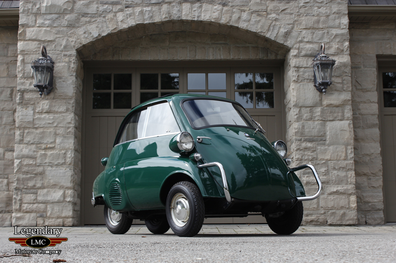 Photo of 1960 BMW Isetta 300