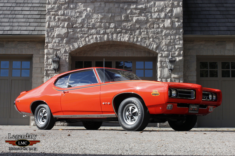Photo of 1969 Pontiac GTO Judge Ram Air IV