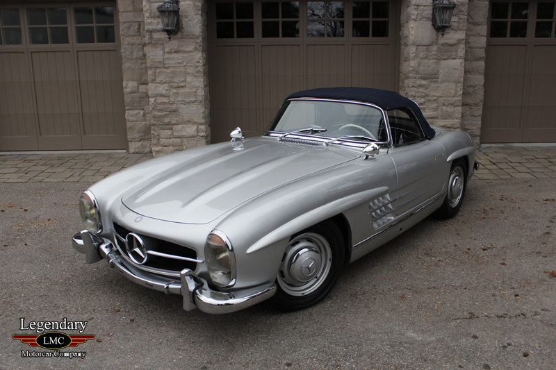 1958 mercedes benz 300sl roadster. Black Bedroom Furniture Sets. Home Design Ideas