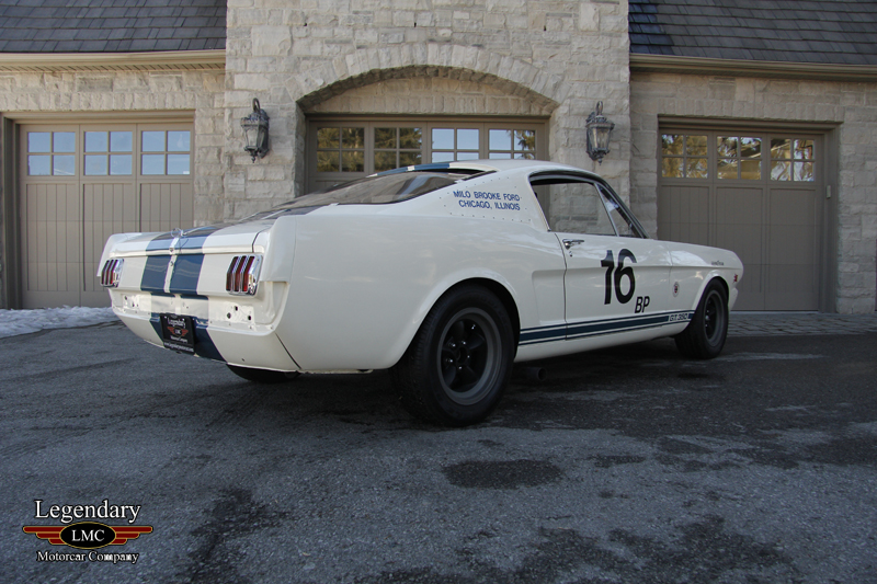 1965 shelby gt350 r 1 of 33 original competition production cars. Black Bedroom Furniture Sets. Home Design Ideas