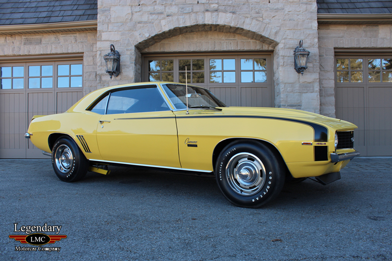 1969 baldwin motion camaro ss 454 ls 7 low miles fully restored. Black Bedroom Furniture Sets. Home Design Ideas