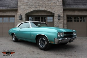Photo of '70 Chevelle SS 454 LS6 Convertible
