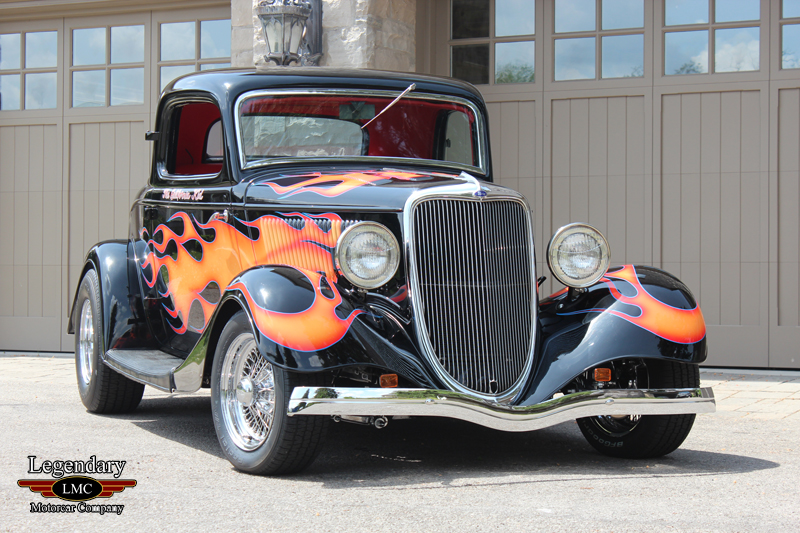 1934 steel body coupe for autos weblog for 1934 ford 3 window coupe body for sale
