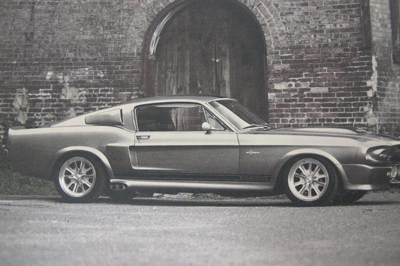 Photo of 1967 Ford Mustang Shelby GT500 Eleanor