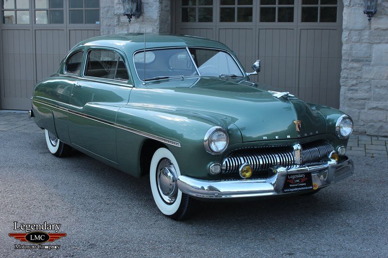 Photo of 1949 Mercury Eight Coupe Survivor