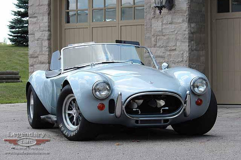 1966 shelby 427 cobra 18 000 original miles legendary motorcar. Black Bedroom Furniture Sets. Home Design Ideas