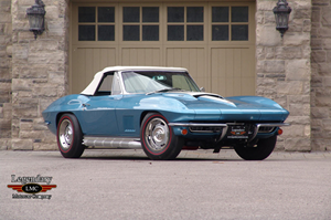 Photo of '67 Corvette Stingray Roadster L71 427/435HP