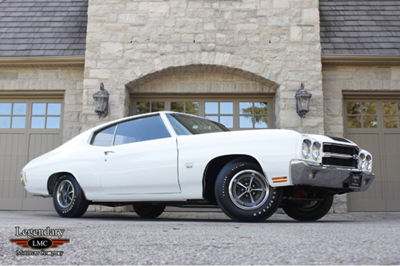 Photo of 1970 Chevrolet Chevelle LS6