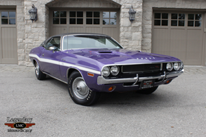 Photo of '70 Challenger RT/SE