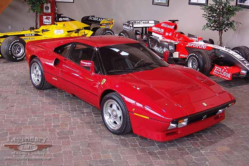 Photo of 1985 Ferrari 288 GTO
