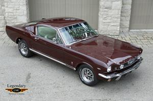 Photo of 1966 Mustang GT