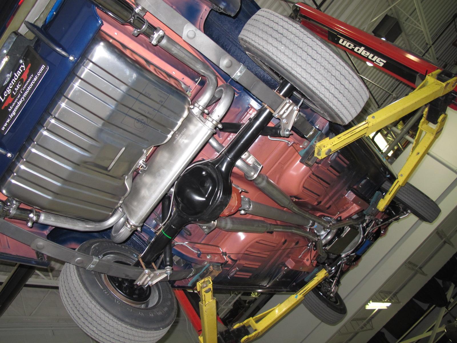 1967 Shelby GT500 Resto mod