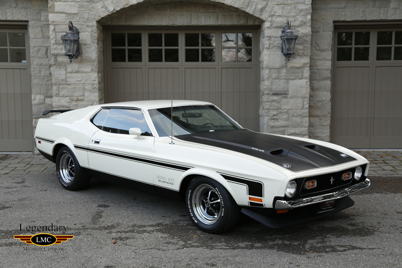 Ford mustang boss 351 sale