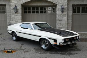 Photo of '71 Mustang BOSS 351