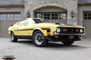 Photo of 1971 Mustang BOSS 351