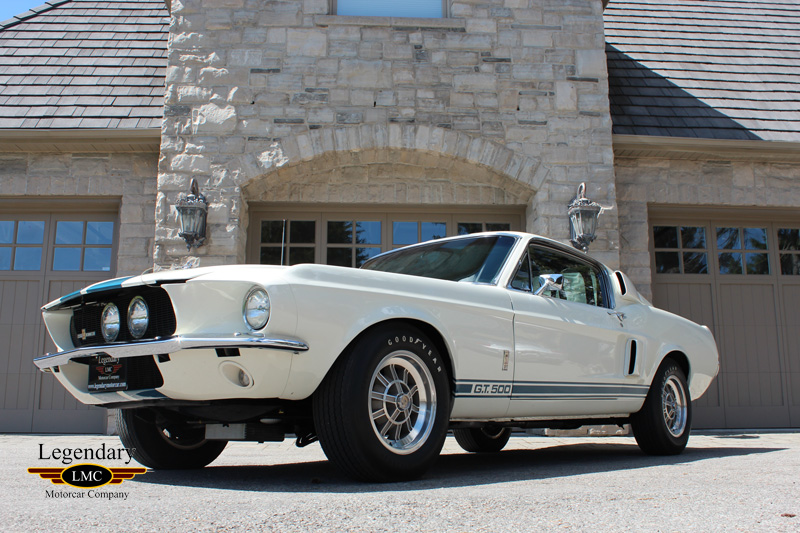 photo 0 of 1967 ford mustang shelby gt500 - 1967 Ford Mustang Shelby Gt500