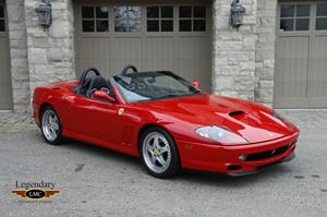 Photo of '01 550 Barchetta