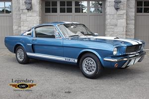 Photo of 1966 Mustang Shelby GT350