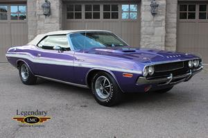 Photo of '70 Challenger RT Convertible
