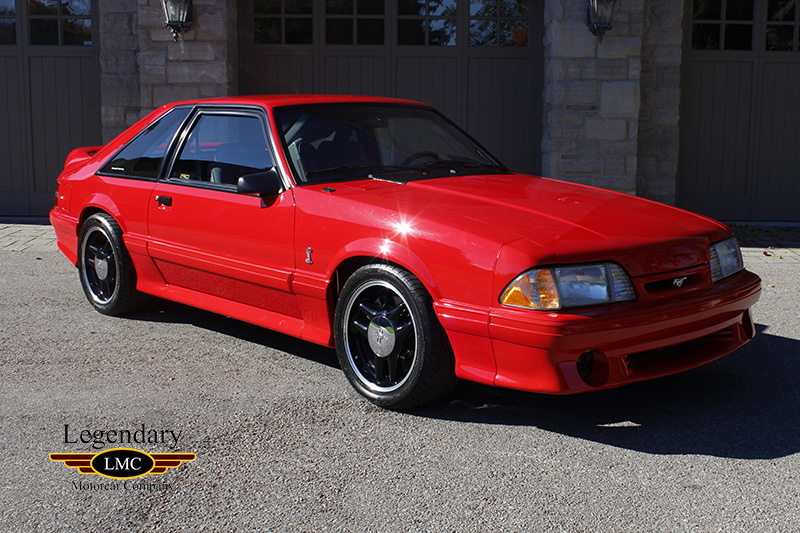 Photo of 1993 Ford Mustang Cobra R