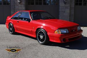Photo of '93 Mustang Cobra R